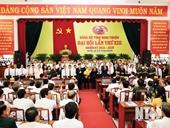 Danh sách Ban Chấp hành Đảng bộ tỉnh Phú Thọ khóa XIX, nhiệm kỳ 2020 - 2025