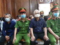 Đang thụ án tù chung thân, cựu Tổng giám đốc DongAbank lại hầu tòa