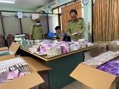 Phát hiện hàng trăm ngàn đơn vị thuốc tân dược mua bán trôi nổi