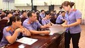 Thông báo thi tuyển công chức ngành Kiểm sát vòng 1 năm 2020