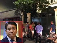 Bị can Nguyễn Đức Chung săn tài liệu Mật từ khi nào