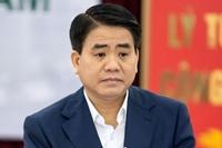 Đề nghị truy tố cựu Chủ tịch UBND TP Hà Nội Nguyễn Đức Chung