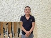 Đã bắt được đối tượng dùng súng bắn chết người trên sông ở Hà Tĩnh