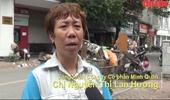 Đi tìm nguyên nhân rác ngập phố Yên Phụ, Hà Nội