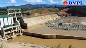 Vụ Thủy điện tích nước trái phép Để vận hành thử thiết bị của nhà thầu Trung Quốc