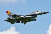 Đã xác định vị trí chiếc F-16 mất tích của Không quân Đài Loan