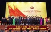 Danh sách Ban Chấp hành Đảng bộ tỉnh Điện Biên khóa XIV, nhiệm kỳ 2020 - 2025