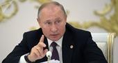 Tổng thống Nga Putin tiết lộ lý do chưa chúc mừng ông Biden