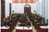 """VKSND tỉnh Quảng Bình tập huấn hướng dẫn về """"số hóa hồ sơ"""" đối với VKSND 2 cấp"""