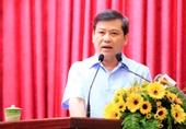 Tổ Đại biểu Quốc hội đơn vị 4 tiếp xúc cử tri tại TP Hồ Chí Minh