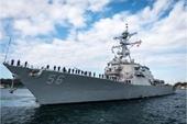 Nga tố tàu chiến Mỹ dụ tàu Nga khai hỏa sau khi xâm phạm lãnh hải nước này