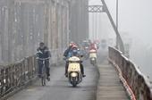 Không khí lạnh gây mưa dông ở Trung Bộ, Bắc Bộ trời lạnh