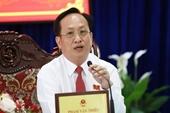 Phó Bí thư Tỉnh ủy Bạc Liêu được bầu giữ chức Chủ tịch UBND tỉnh