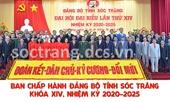 Danh sách Ban Chấp hành Đảng bộ tỉnh Sóc Trăng khóa XIV, nhiệm kỳ 2020 - 2025