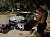 Đình chỉ 15 ngày Đội trưởng Thanh tra giao thông Hưng Yên lái xe ô tô đâm chết người