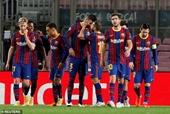 Barcelona, Juventus giành vé đi tiếp ở Champions League