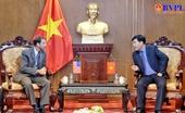 Phó Viện trưởng VKSND tối cao Nguyễn Quang Dũng tiếp Đoàn Bộ Ngoại giao Hoa Kỳ tại Việt Nam