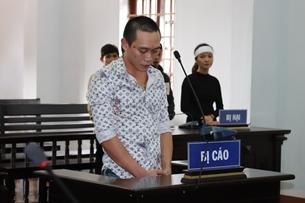 Bản án nghiêm khắc cho kẻ lừa tiền của người vợ mất chồng ở Rào Trăng 3