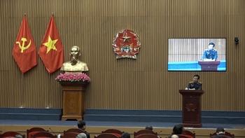 Đảng bộ VKSND tối cao học tập, quán triệt Nghị quyết của Đảng