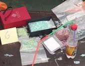 Khởi tố đối tượng sản xuất ma túy tổng hợp số lượng lớn
