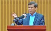 Viện trưởng Lê Minh Trí chỉ đạo, gợi mở nhiều vấn đề về giải quyết các vụ án tham nhũng, chức vụ