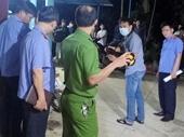 Trắng đêm kiểm sát hiện trường 2 vụ nổ súng tại Quảng Nam