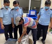CLIP vụ phát hiện 30kg ma túy ở An Giang