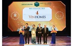 """Vinhomes Ocean Park đạt cú đúp giải thưởng danh giá của """"Thành phố thông minh 2020"""""""