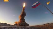 Sức mạnh vô đối hệ thống phòng thủ tên lửa không gian tối tân A-235 Nudol của Nga