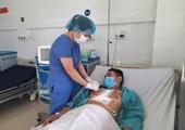 Bệnh nhân mắc bệnh lý tim mạch nguy hiểm trở về từ cửa tử