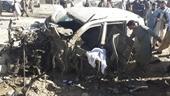 Bom xe liều chết ở Afghaistan, 43 binh sĩ thương vong