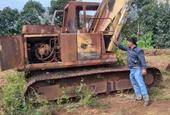 Vụ xe đào đất bị đốt cháy đủ căn cứ khởi tố vụ án, VKSND Đắk Lắk yêu cầu điều tra