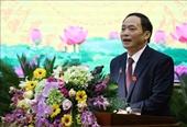 Ông Trần Quốc Văn được bầu giữ chức Chủ tịch UBND tỉnh Hưng Yên