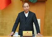 Thủ tướng Nguyễn Xuân Phúc Tạm dừng các chuyến bay thương mại