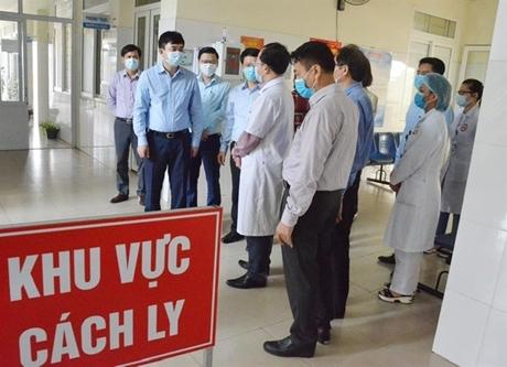 Quảng Ninh cách ly 9 người liên quan với bệnh nhân 1347