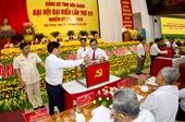 Danh sách Ban Chấp hành Đảng bộ tỉnh Hậu Giang khóa XIV, nhiệm kỳ 2020-2025