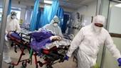 Trên thế giới, số ca tử vong do COVID-19 tăng mạnh mỗi ngày