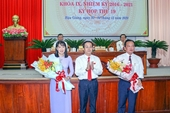 Hậu Giang bầu bổ sung 2 Phó Chủ tịch tỉnh