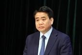 UBKT Trung ương đề nghị khai trừ ông Nguyễn Đức Chung ra khỏi Đảng