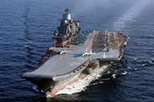 Tàu sân bay duy nhất của Hải quân Nga sẽ tái xuất vào năm 2022