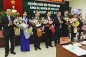 Bình Định có tân Chủ tịch HĐND và UBND tỉnh