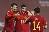 Tây Ban Nha gặp Italia ở bán kết UEFA Nations League