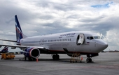Sơ tán hành khách tại sân bay John F Kennedy sau khi máy bay đến từ Nga bị dọa có bom