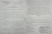 Toà hủy án sơ thẩm để xét xử lại theo kháng nghị của Viện kiểm sát