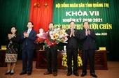 Chánh Văn phòng Tỉnh ủy Quảng Trị được bầu làm Phó Chủ tịch HĐND tỉnh