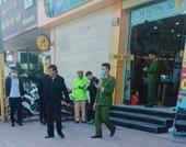 Nhân viên bảo vệ cửa hàng Thế giới di động bị tên cướp đâm trọng thương