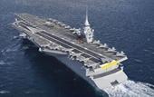 Pháp đóng tàu sân bay hạt nhân cực khủng , trị giá 8,5 tỉ đô la