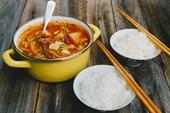 Cách nấu kim chi thịt bò đơn giản chuẩn vị Hàn
