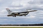 Máy bay quân sự F-16 của Mỹ rơi ở Michigan, phi công mất tích