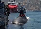 Nga phái tàu khu trục tập trận chung với Hoa Kỳ và NATO